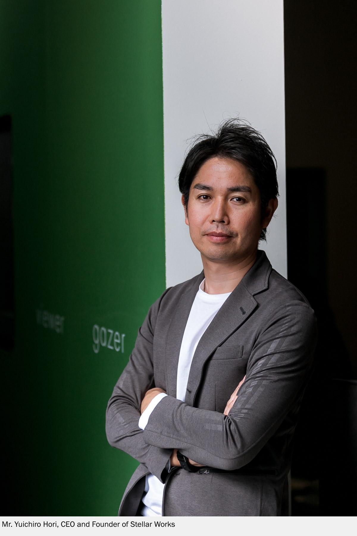 Mr Yuichiro Hori