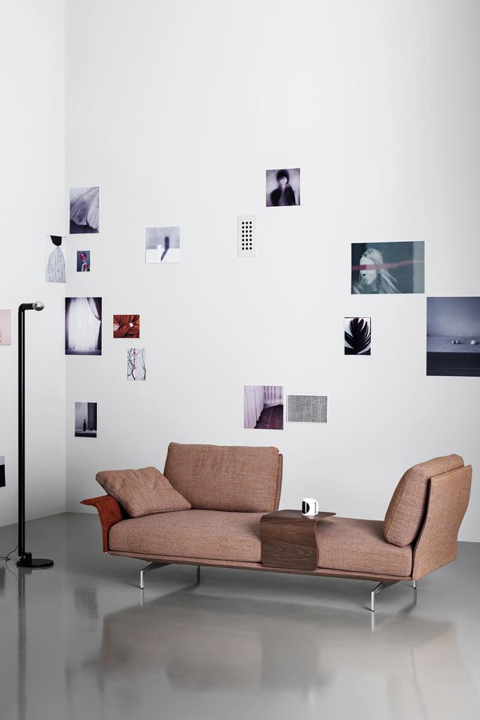 Saba Italia Avant-Après Sofa at P5 Studio
