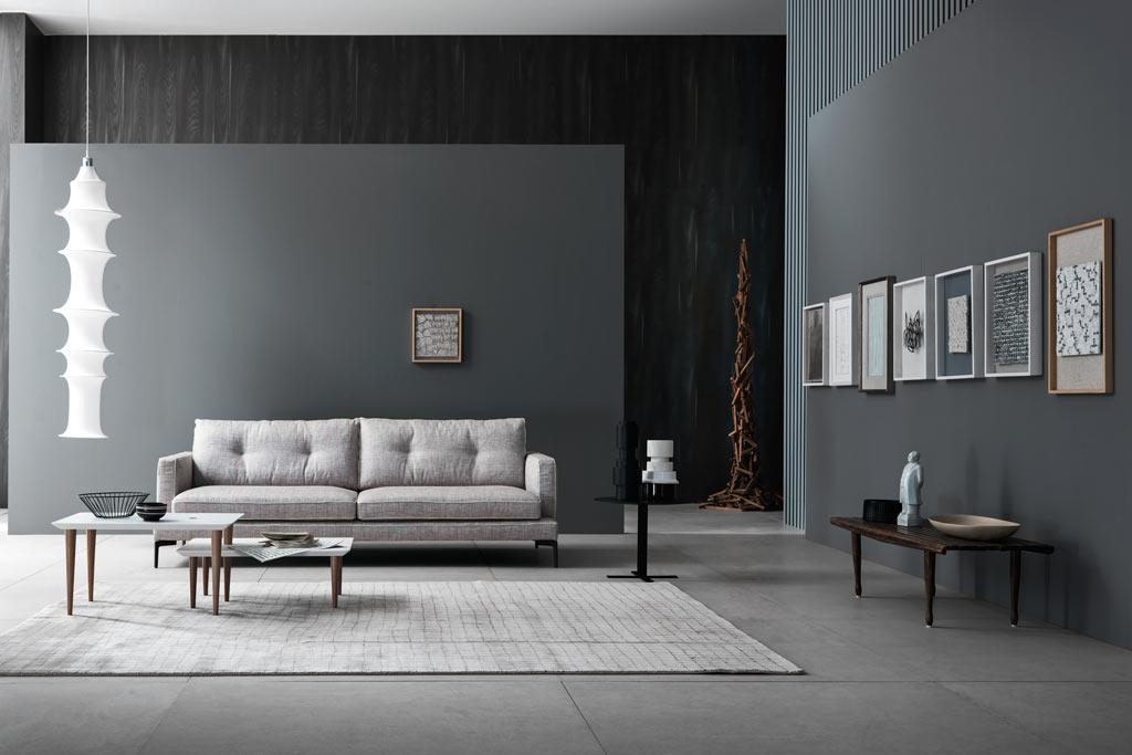 Saba Italia Essentiel Sofa at P5 Studio