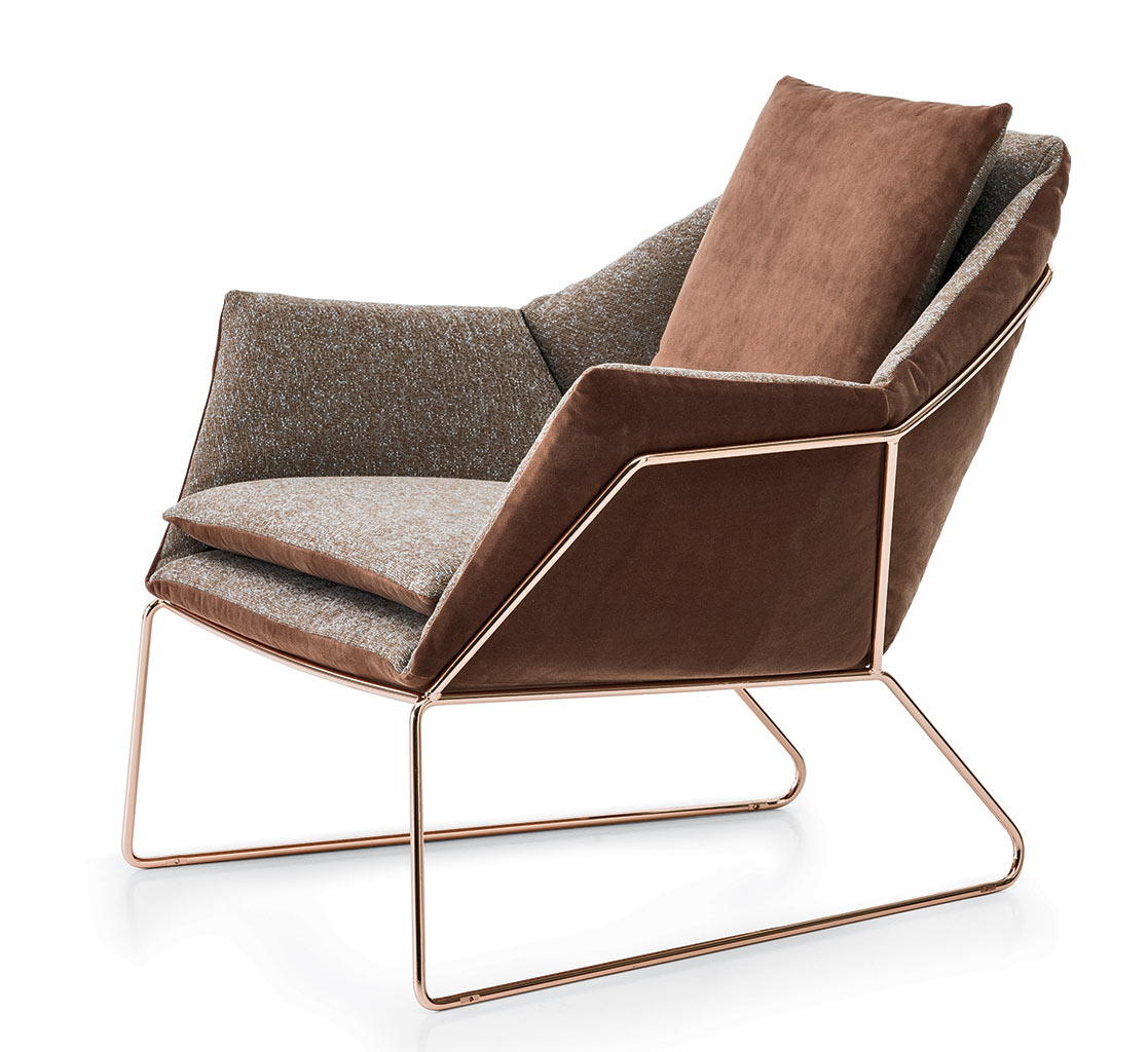 Saba Italia New York chair at P5 Studio