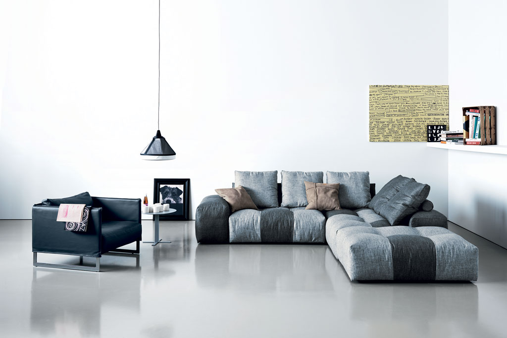 Saba Italia Pixel Sofa at P5 Studio