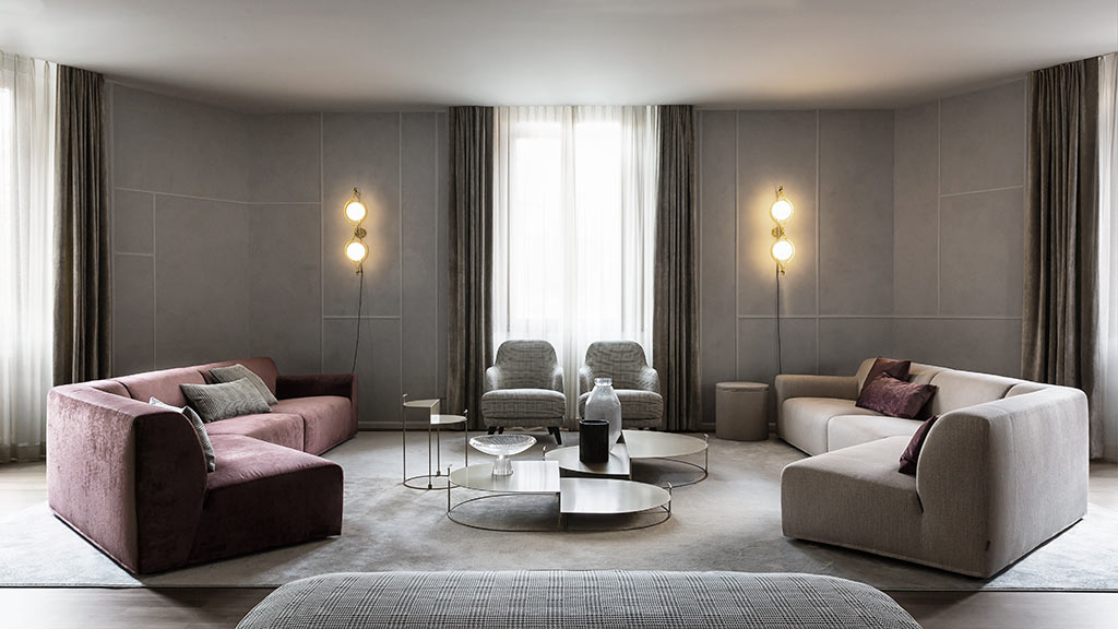 Casamilano City Sofa at P5 Studio