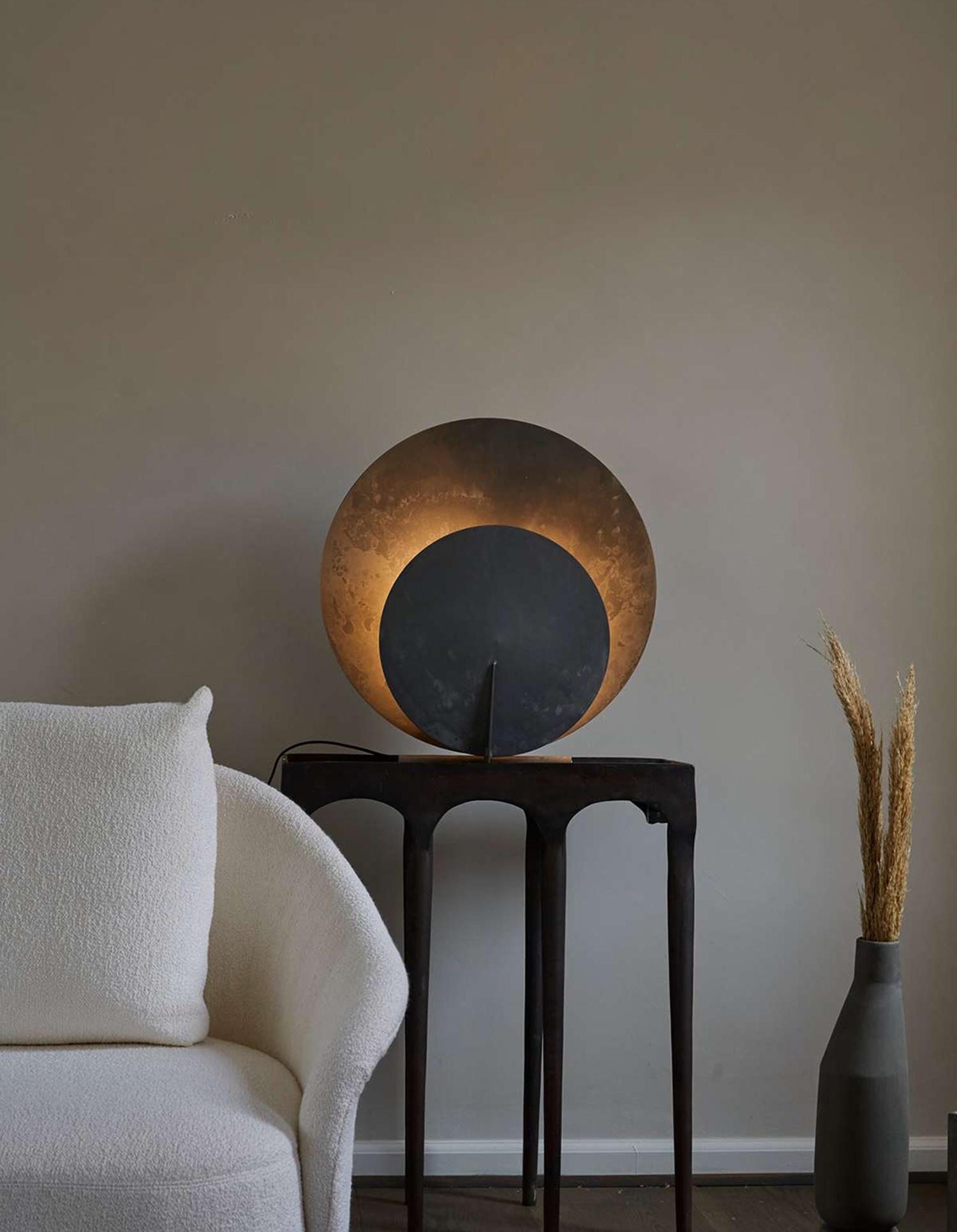 101 Copenhagen AD Floor Lamp on the table
