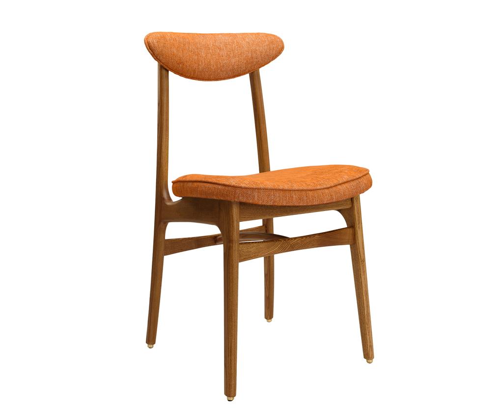 366 Concept 200-190 Dining Chair Orange