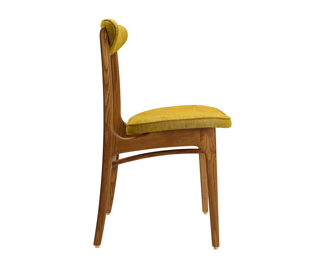 366 Concept 200-190 Dining Chair Yellow 2