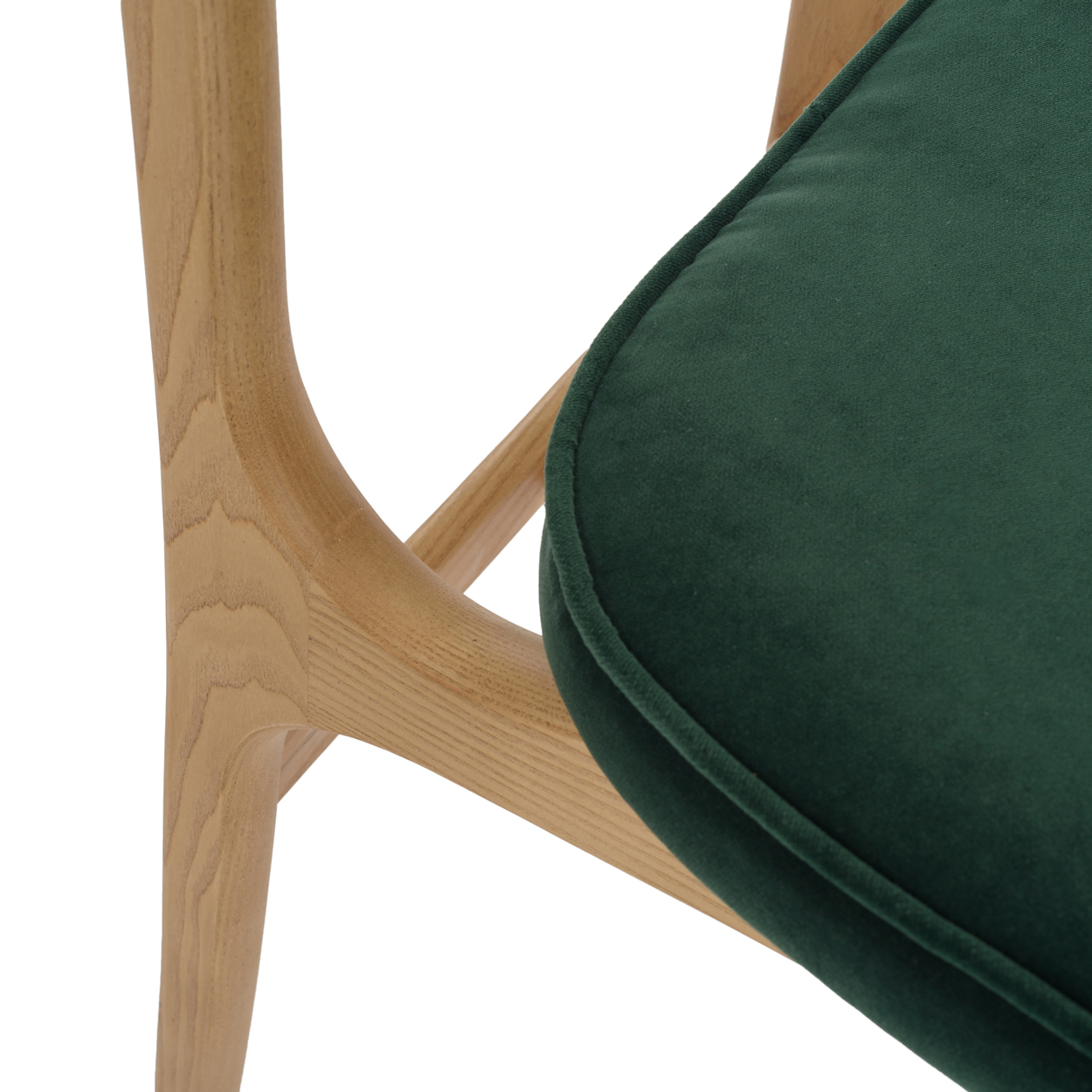 366 Concept 200-190 Dining Chair Closeup Photo