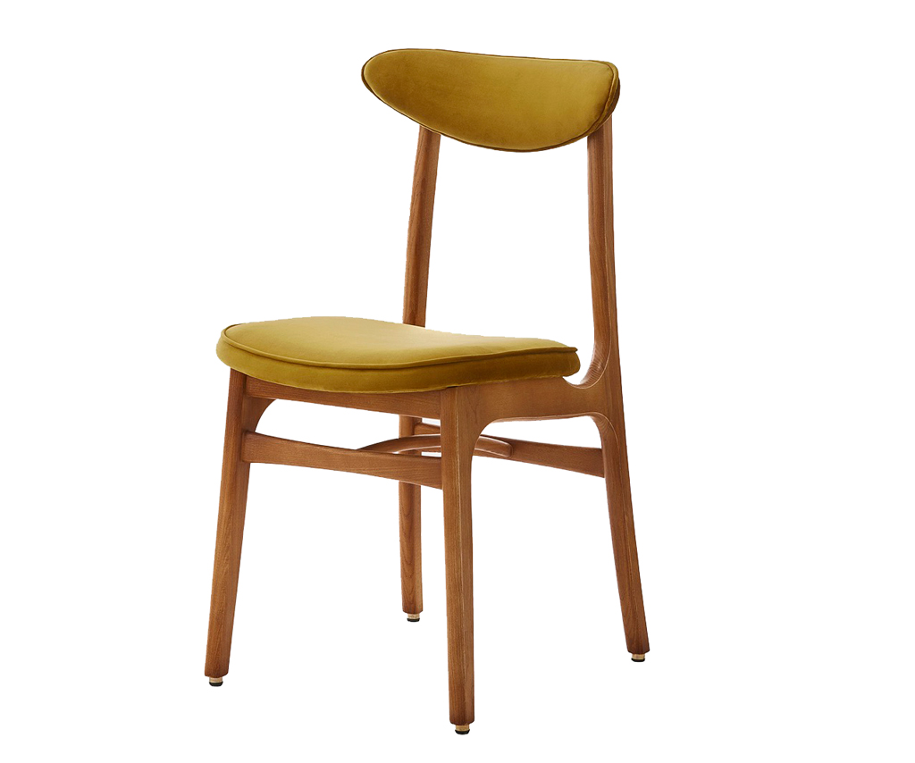 366 Concept 200-190 Dining Chair Yellow