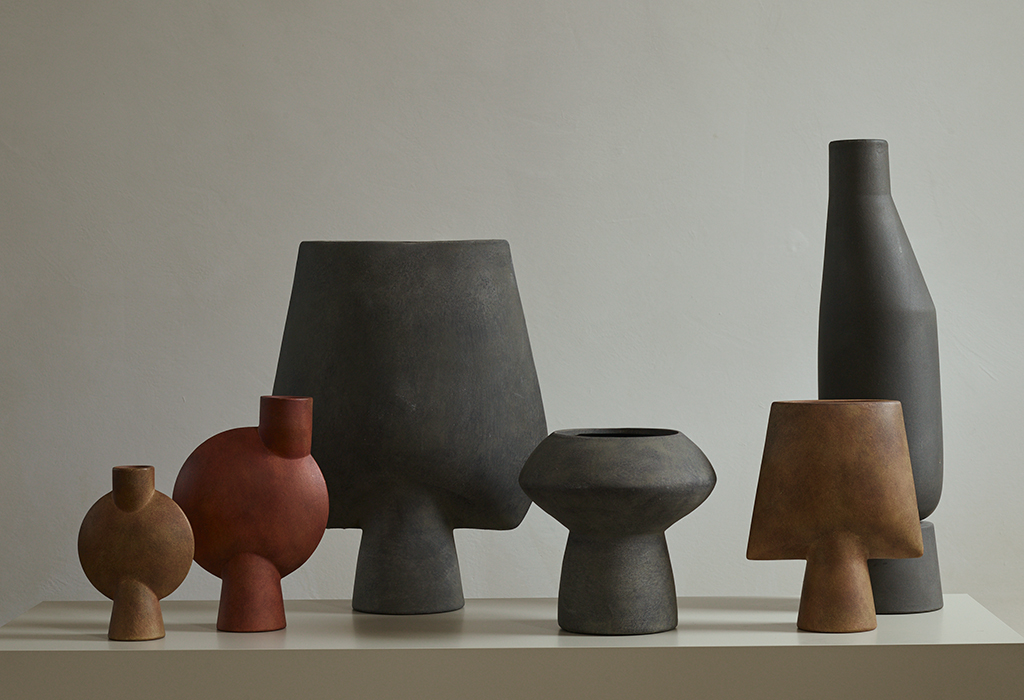 101 Copenhagen Sphere Vase Bubl Full Set