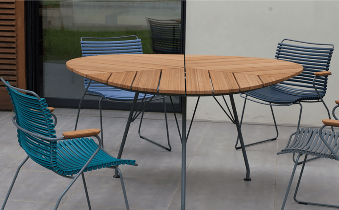 Houe Leaf Dining Table