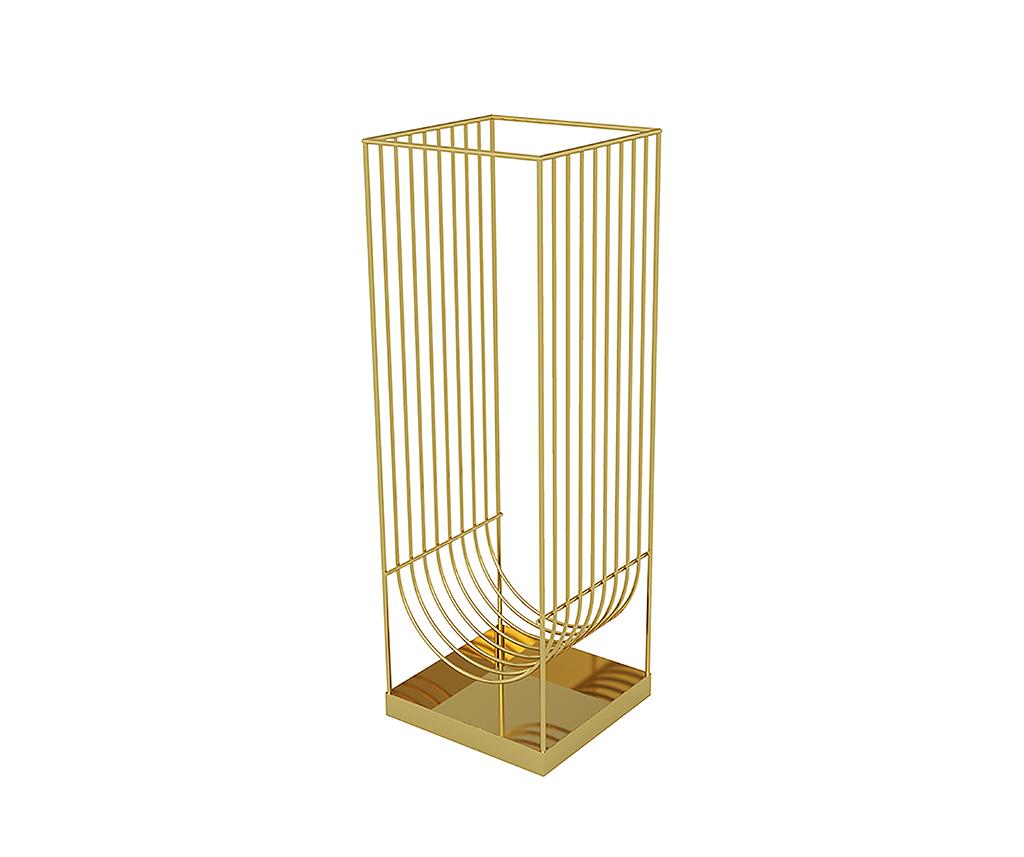 AYTM_CURVA-Umbrella-stand_Gold