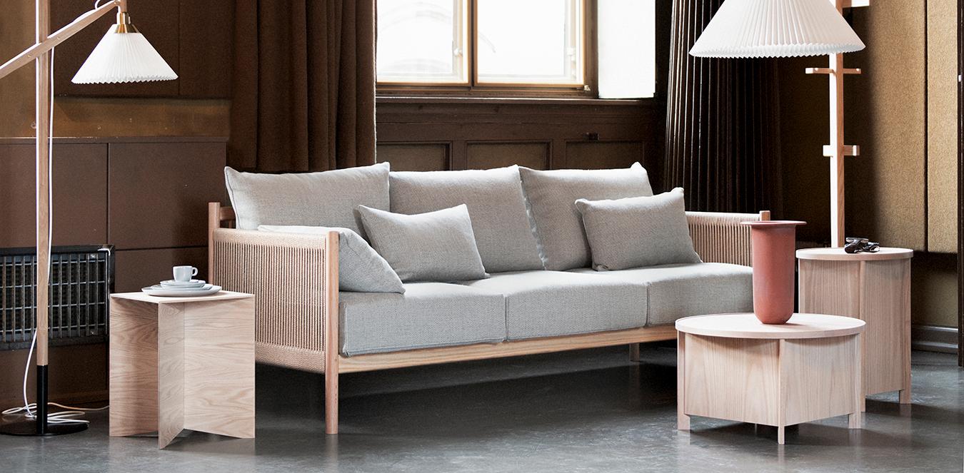 Ariake Braid Sofa