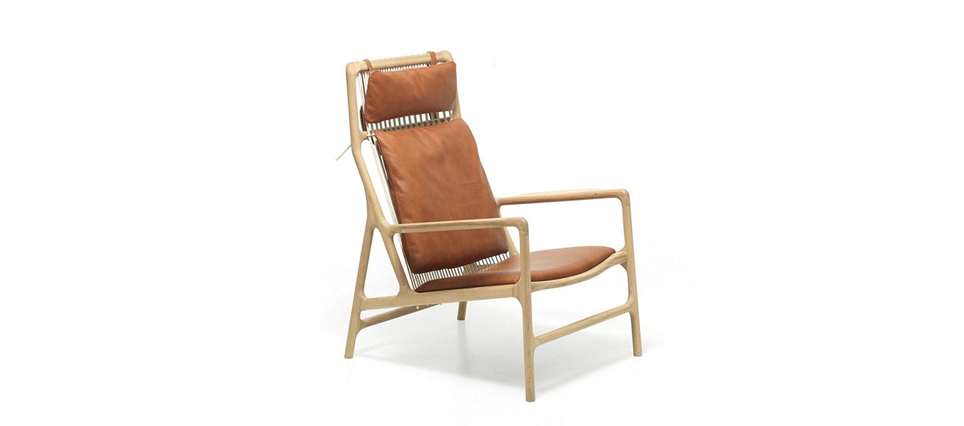 Gazzda-Dedo Lounge-Chair