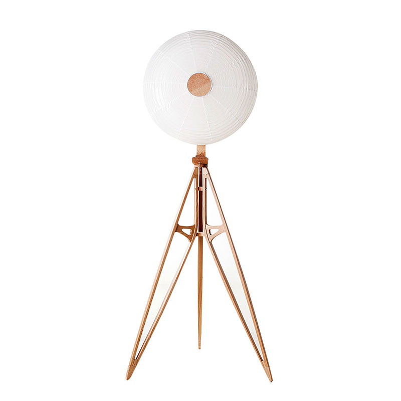 Stellar Works_Kyoto Floor Lamp Mood