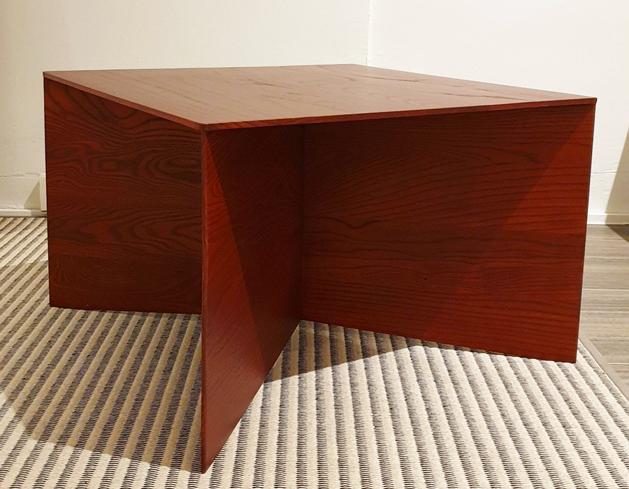 Ariake_Paperwood_Coffee-Table-red