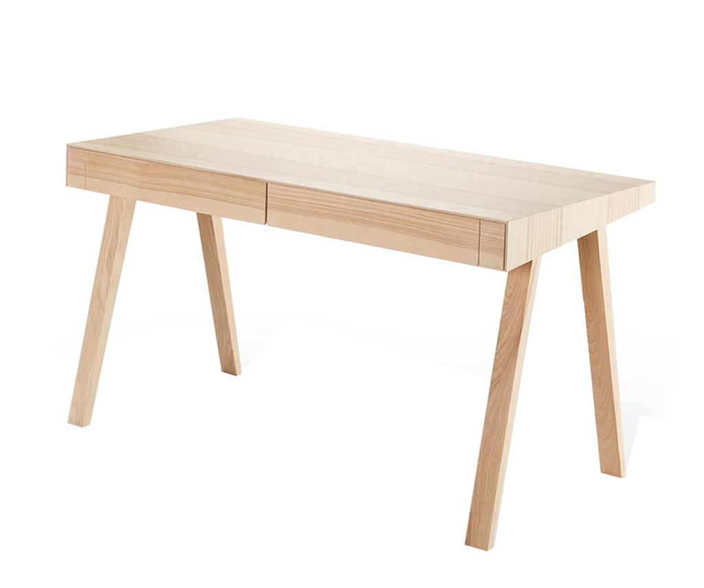 EMKO 4.9 Writing Desk with 2-Drawers
