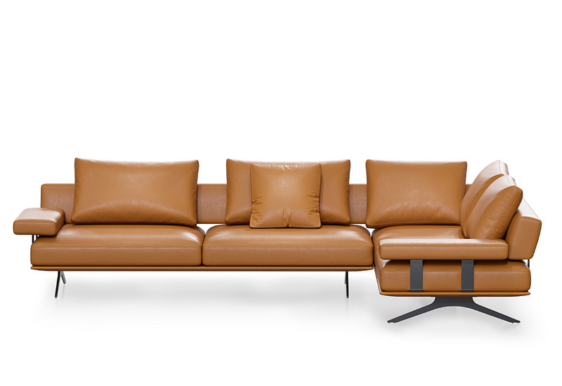 how to fresh up a leather sofa